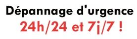 Urgence 24/24
