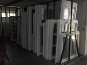 Fenêtre double vitrage sur mesure miroiterie AMILLIS (77120)