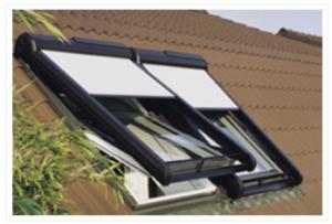 Installation de volets roulants de toit par Serrurier 94